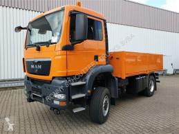 Camion plateau MAN TGS 18.360/440 4x4 BL 18.360/440 4x4 BL, Winterdienstausstattung
