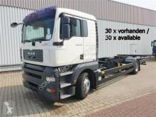 Kamion podvozek MAN TGA 18.350 LL 4x2 18.350 LL 4x2, Fahrschulausstattung