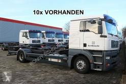 Camión MAN TGA 18.350 LL 4x2 18.350 LL 4x2, Fahrschulausstattung chasis usado