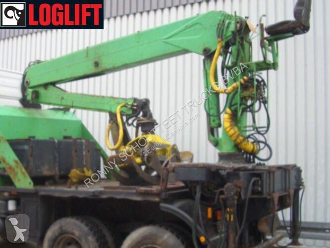 Voir les photos Camion nc LOGLIFT F 24054S80NDA  Hochsitz