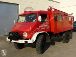 Camion Unimog S 404 4x4 S404 4x4, Feuerwehr