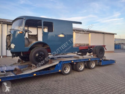 Lastbil biltransport Mercedes - LP710/32 LF16V LP710/32, Autotransporter