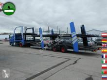 Ciężarówka do transportu samochodów Mercedes Actros 1844 Klima - Retarder Lohr Eurolohr ''Loh