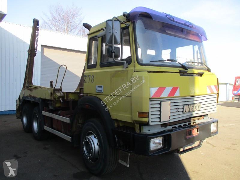 Voir les photos Camion Iveco Turbostar