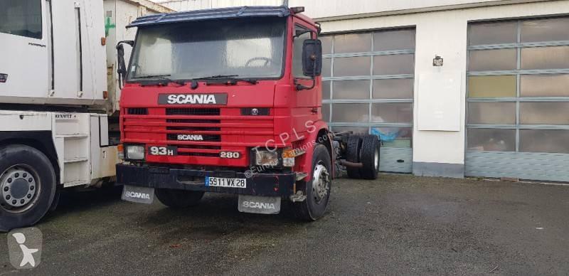 Voir les photos Camion Scania H 93H280