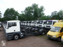 MAN TGA 18.360 4x2 LL ATL KLIMA Fahrschule 5-Sitzer truck used chassis