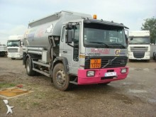 Volvo FL 619 truck used oil/fuel tanker