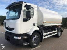 Camion Renault Midlum 270.18 DXI citerne hydrocarbures occasion