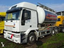 Camion cisterna polverulenti Iveco Eurotech 260E43