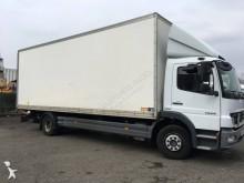 Mercedes Atego 1524 truck used plywood box