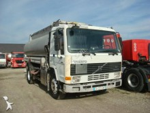 Volvo FL7 truck used oil/fuel tanker