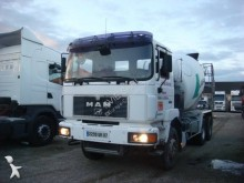 MAN 26.343 truck used concrete mixer