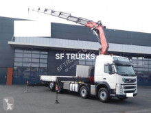Volvo FM 410 truck used standard flatbed
