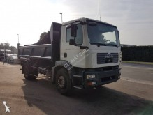 MAN TGM 18.280 truck used construction dump
