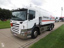 camion citerne produits chimiques Scania