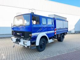 Camion MAN TGL 8.180 4x2 BB 8.180 4x2 BB mit Meiller Kipper plateau occasion