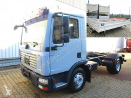 Camion MAN TGL 8.180 4x2 BB 8.180 4x2 BB mit Meiller Kipper ribaltabile trilaterale usato
