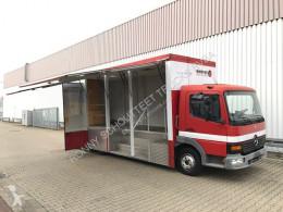 Kamion Mercedes Atego 817 4x2 817 4x2 mit Verkaufsaufbau zásobník použitý