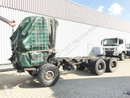 Camion MAN TGS 33.360 BL 6x4 33.360 BL 6x4 mit Brandschaden châssis accidenté