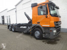 Camion Mercedes Actros 3 2541 L 6x2 3 2541 L 6x2, Eurolift/AJK Tele-Knick Abrollkipper polybenne occasion