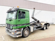 Camion polybenne Mercedes Actros 2643 6x4 2643 6x4, Retarder Klima