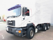 MAN 33.464 6x4 BB 6x4 BB, Intarder Sitzhzg. truck used chassis