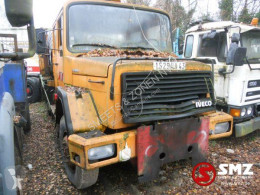 Magirus BITUMEN SPREIDER used other trucks