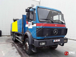 Camion Mercedes SK 2538 plateau occasion