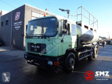 Camion citerne occasion MAN 24.272 auto bad condition