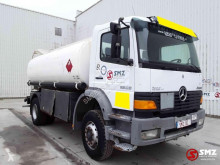 Mercedes Atego 1823 truck used tanker
