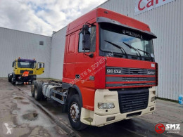 DAF XF 430 truck used chassis