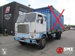 Volvo F88 truck used flatbed