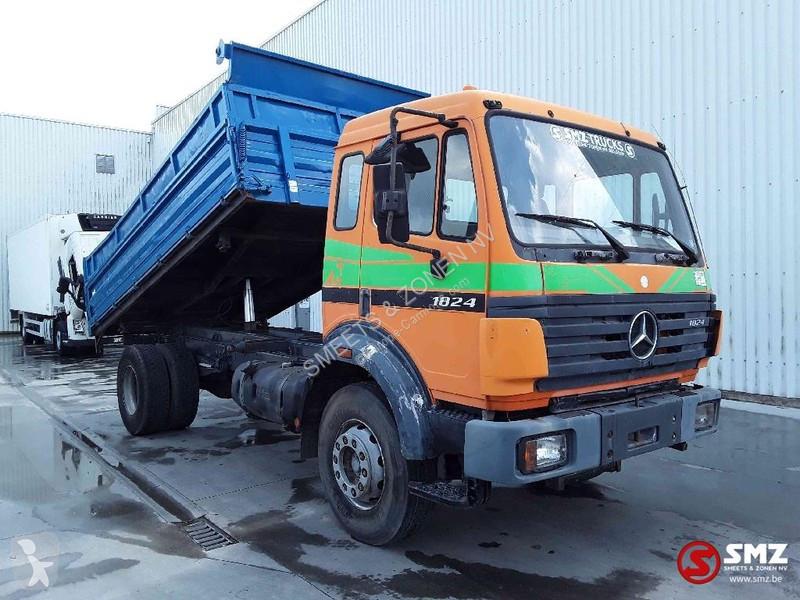 Voir les photos Camion Mercedes SK 1824