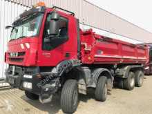 Three-way side tipper truck Trakker AD410T45W 8x8 Bordmatik Trakker AD410T45W 8x8 Bordmatik