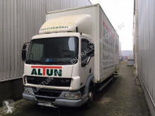 Camion DAF LF 45.180 fourgon accidenté
