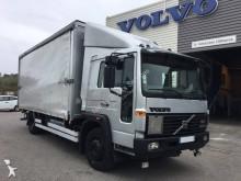 Volvo tautliner truck FL6 615