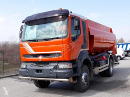 Camion cisterna Renault 370dci 4x4