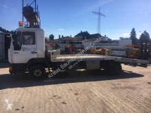 MAN L2000 L 2000 truck used heavy equipment transport
