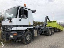 Used hook arm system truck Mercedes Actros 2540
