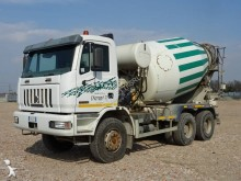 Astra HD7/C 64.45 truck used concrete mixer