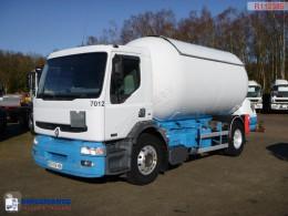Camion citerne à gaz Renault Premium 210.19