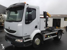 Camion polybenne occasion Renault Midlum 220.12 DXI