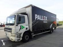 DAF tautliner truck CF75 250
