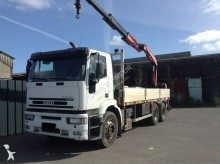Iveco Cursor 310 truck used flatbed