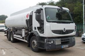 Lastbil tank råolja Renault Premium 320.26 S