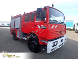 Renault Gamme G 230 + MANUAL + FIRE TRUCK + 35889KM ! truck used fire