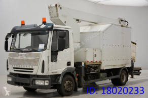 Camião Iveco Eurocargo plataforma usado