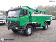 Mercedes aerial platform truck 1317