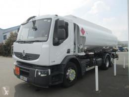 Renault Premium Lander 320 DXI truck used oil/fuel tanker