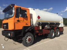 MAN 27.403 truck used oil/fuel tanker